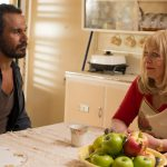 Goldstone. Filmed around Winton and Middleton. Starring Aaron Pedersen and Jacki Weaver-web
