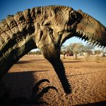 Dinosaur Banjo. Image by Maree Azzopardi-web
